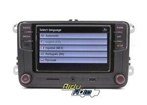 Image 2 - 6RF 035 187 E CarPlay Android の自動 RCD330 RCD340 プラス Noname ラジオ 6RF035187E