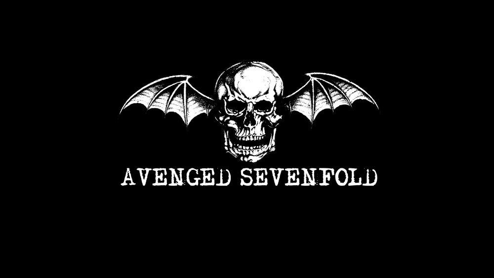 free shipping avenged sevenfold rock a7x poster hd home wall decor custom art print silk wallpaper unframed 0013