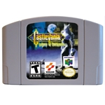 64 Bit Games Castlevania Legacy Of Darkness English NTSC Game Card64 Bit Games Castlevania Legacy Of Darkness English NTSC Game Card