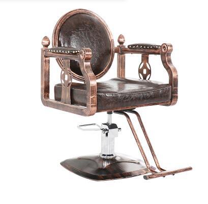 Barber Shop Chair Salon Hair Chair High-grade Hairdressing Chair Lift Rotating Haircut Chair Factory Direct.