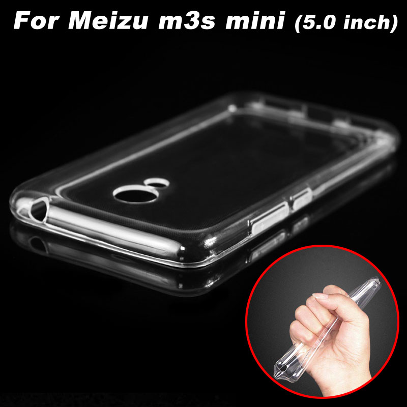 Meizu m3s Case Cover Transparent ...