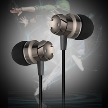 Wired Earphones Stereo Headset With Microphone In-Ear Earbuds Earphones Universal For Samsung For iphone 6s Smartphone стоимость
