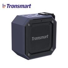 Tronsmart элемент паз Портативный Bluetooth Динамик IPX7 Водонепроницаемый превосходный бас 24 часа Время работы в режиме воспроизведения годный для использования вне помещения миниатюрный радио