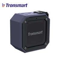 Tronsmart Element Groef Portable Bluetooth Speaker IPX7 Waterdichte Superieure Bass 24-Uur Speeltijd outdoor draagbare mini Speaker
