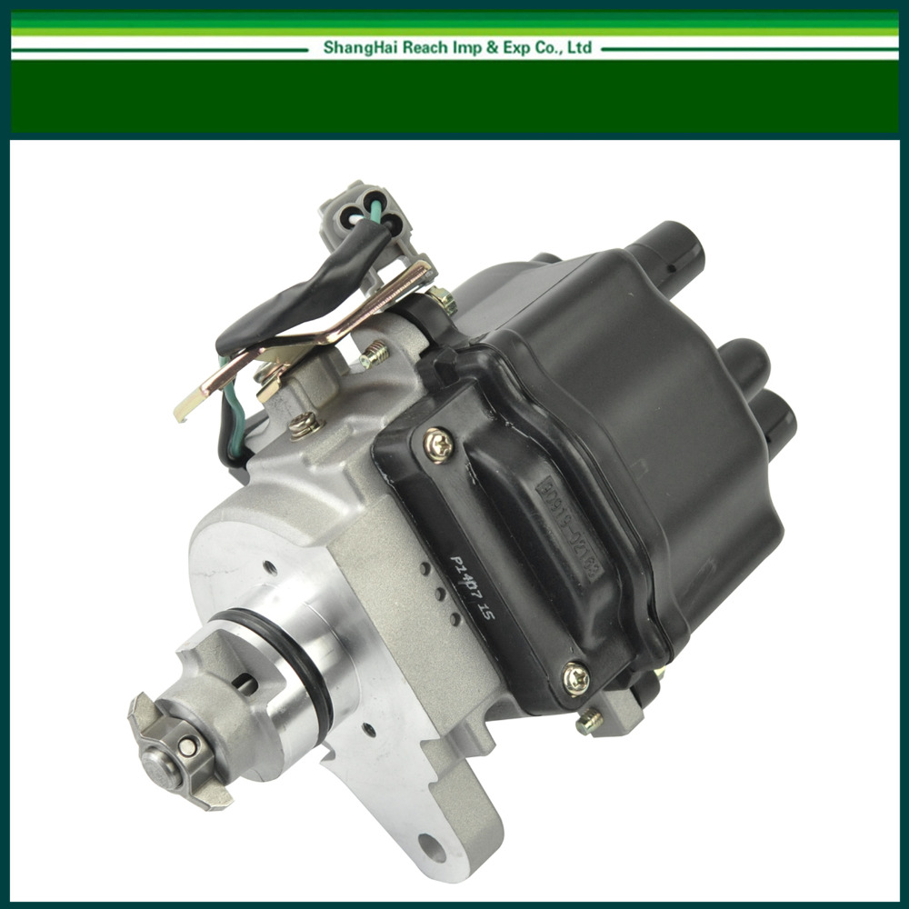 e2c Ignition Distributor For 1.8L 1.6L Toyota Corolla Celica 4 Pins OE#:19050-76030/ 19050-16030 / 1905076030 / 1905016030 new toyota forklift 5k engine ignition distributor assy 19030 78122 71 truck dizzys