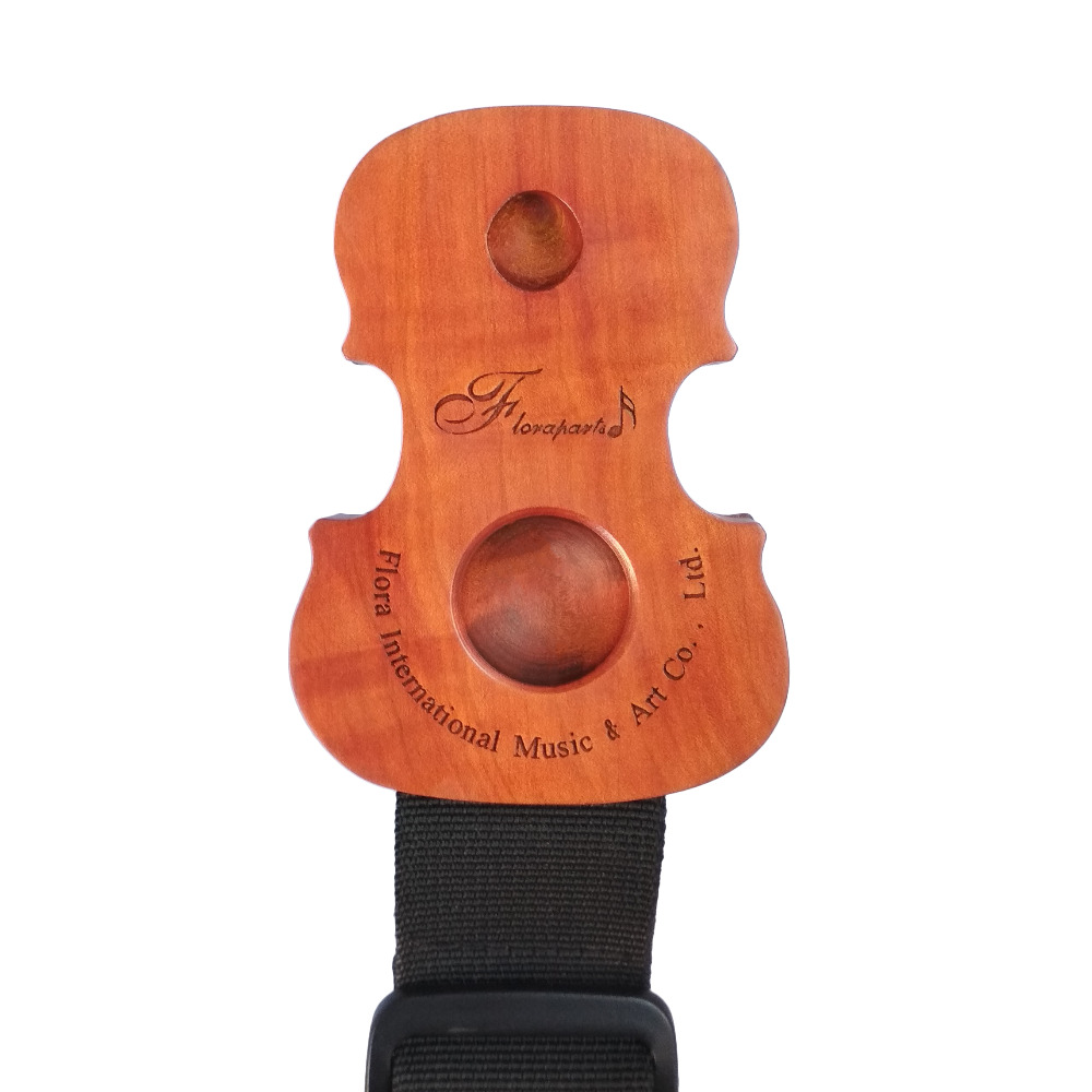 4 4 1 16 Cello Endpin Non slip Pad Stop Holder Rest Anchor Protector Pad Cello Shape Maplewood Maple in Violin Parts Accessories from Sports Entertainment