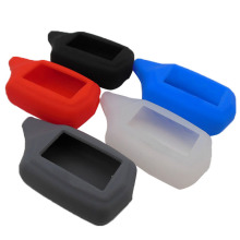 5 цветов, брелок Starline C9 C6 C4, силиконовый чехол для автосигнализации Starline C9 C6 C4, ЖК-пульт дистанционного управления, брелок для ключей, передатчик