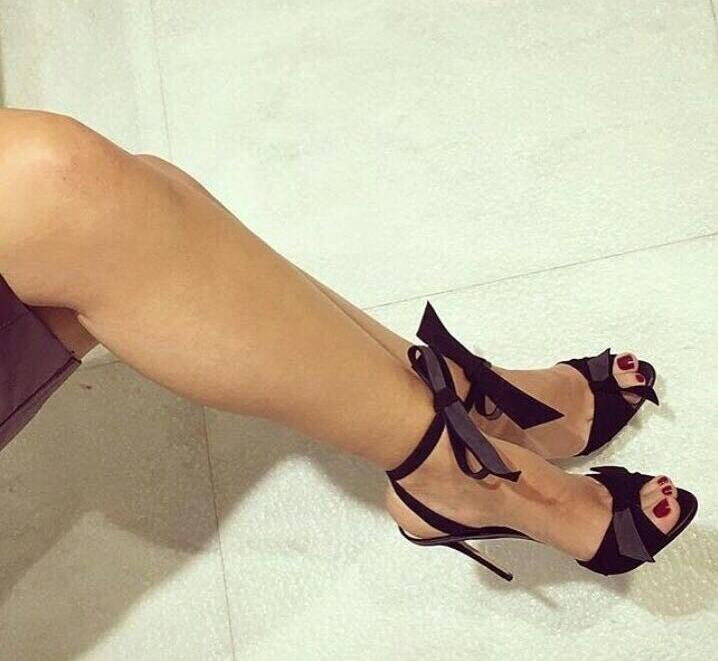 Free Shipping Brand Choudory Sexy Women Solid Black Bow Tie Cute Open Toe Thin Heels Party High Heel Sandals Shoes Plus Size 43 top selling 2017 summer sexy women solid black open toe cross lace up gladiator cuts out thin heels high heel sandals party shoe