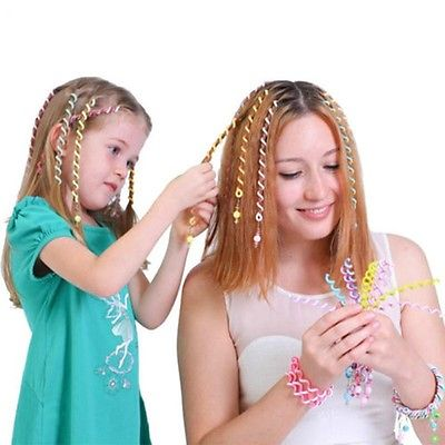 6Pcs-Set-Girl-Mom-Curler-Hair-Braid-hair-styling-tools-hair-roller-woman-girl-Braid (3)