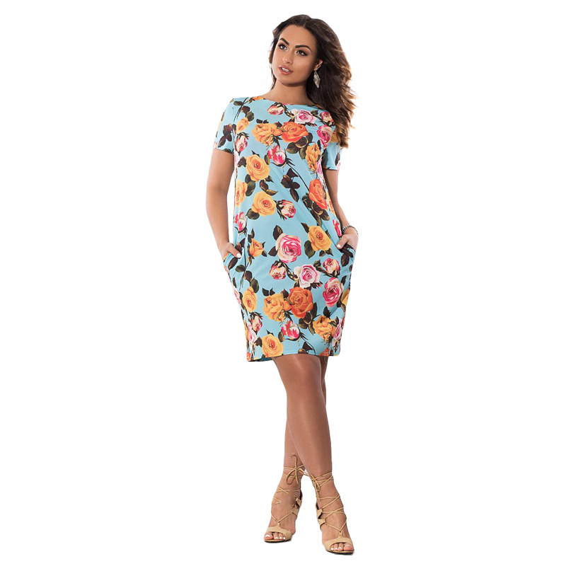 HTB1r7SLXcrHK1JjSspcq6yzgpXaF 2019 Autumn Plus Size Dress Europe Female Fashion Printing Large Sizes Pencil Midi Dress Women's Big Size Clothing 6XL Vestidos