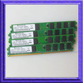 New  8GB 4x2GB PC2-6400 800MHZ ddr2 pc6400 DDR2 800mhz 240PIN RAM DIMM Desktop Memory Low Density Free shipping