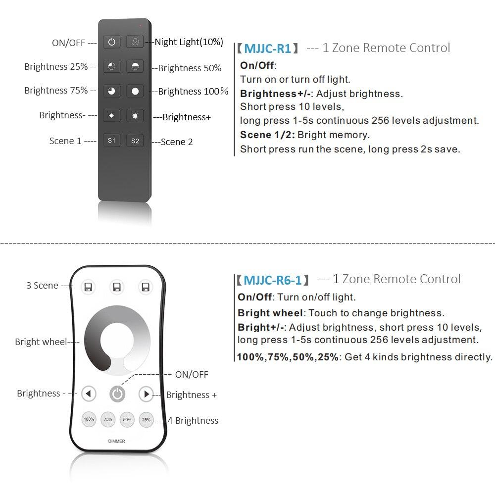 R1 R6-1 Remote