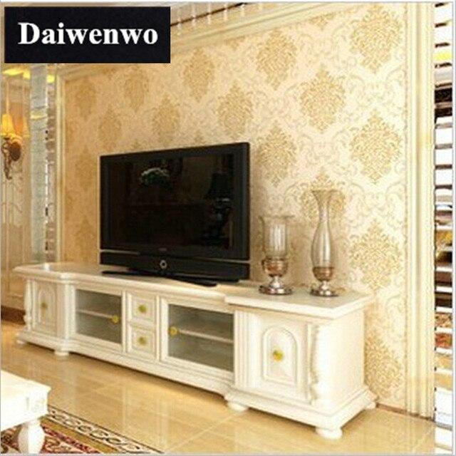 US $53.68 |W02 2016 Importiert Marke Tapete Stoffe Vintage Papel Paredes TV  Wohnzimmer Tapete Wandverkleidung Schlafzimmer Wand in W02 2016 Importiert  ...