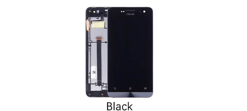 5.0'' Original Display For ASUS Zenfone 5 LCD Touch Screen with Frame For ASUS Zenfone 5 LCD Display A501CG A500CG A500KL (3)