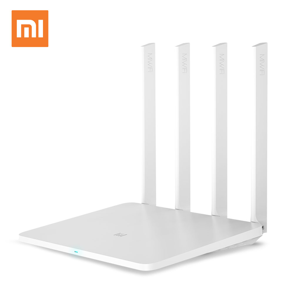 Original Xiaomi Router 3G Extender Repeater 1167Mbps 2.4G 5GHz Dual Band Wi-fi 128MB Flash ROM 256MB Memory APP Control original xiaomi mi wifi router 3g 1167mbps 2 4ghz 5ghz new style hottest dual band 128mb rom usb 3 0 us eu au plug router