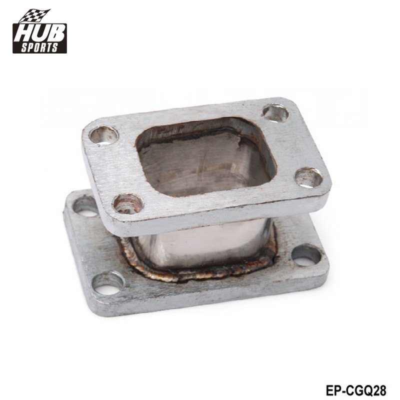 T3 to T25 T28 Turbocharger Manifold Flange Adapter Conversion