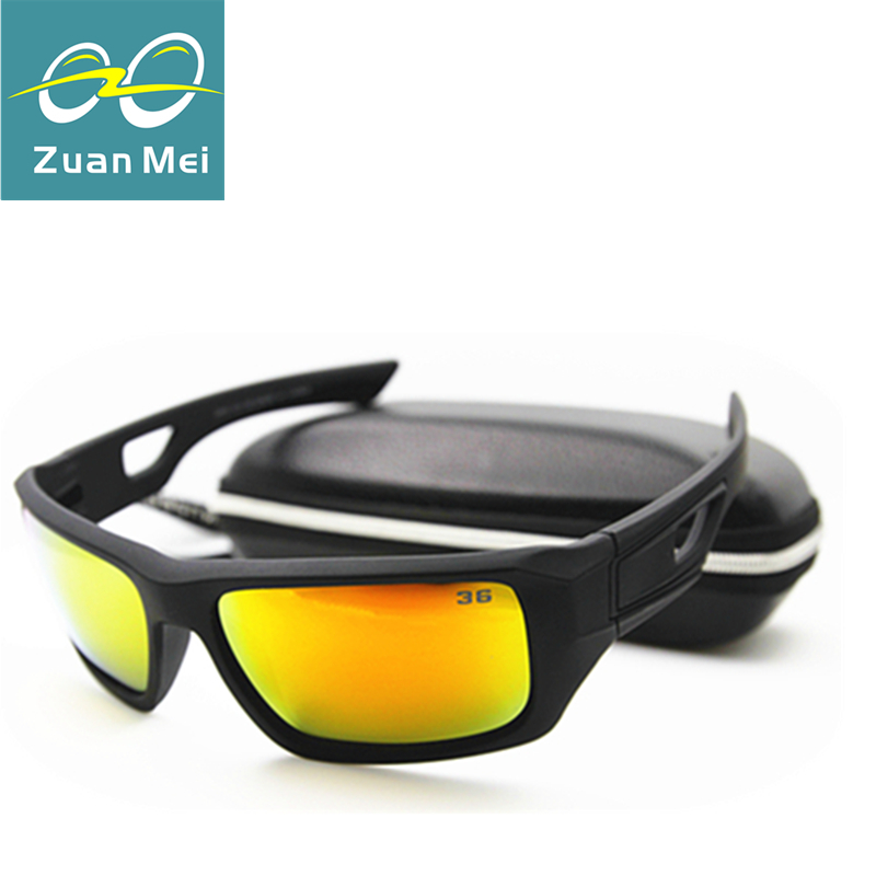 Zuan Mei Brand Sun Glasses For Men 2017 Hot Sale Polarized Sunglasses Men Driving Night Vision