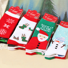 13 Styles Women And Men Christmas Cotton Sock Cartoon Animal Paradise Thick Cute Comfortable Stripe Short Ankle Soxs cute socks