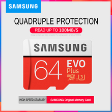 SAMSUNG Micro SD card 32GB Class 10 Memory Card 100M/S microSD 256GB 128GB 64GB 16GB TF Card cartao de memoria free gift