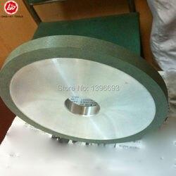 150x12mm grubość ściernice diamentowe do ostrzenia narzędzia z węglika  szlifowanie koła produkcji