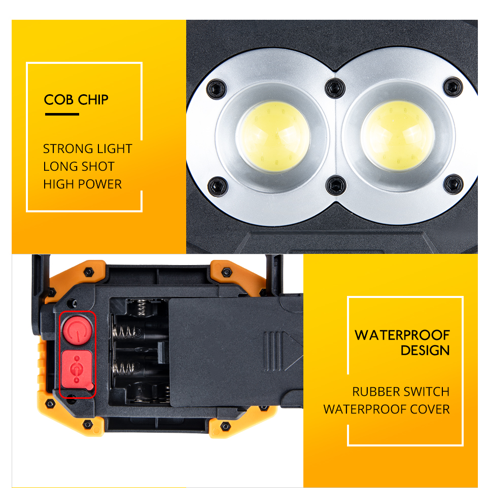 LED Spotlight Floodlight (15)