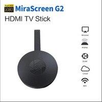 מקלט הטלוויזיה usb HDMI wifi dongle מקלט תצוגה אלחוטי מדיה G2 Mirascreen מתאם נגן מיני מחשב אנדרואיד הטלוויזיה מקל כרום יצוק