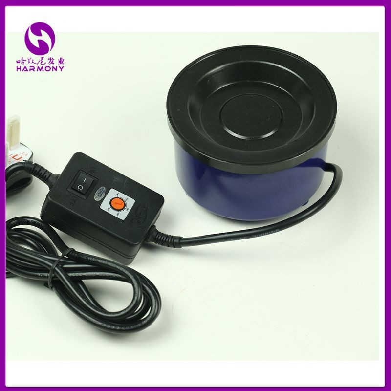 Adjustable Temperature keratin Melt Glue Hot Pot