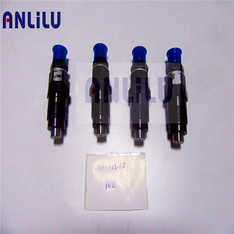 1pcs Diesel Nozzle FOR Toyota HILUX  4RUNNER LAND CRUESER 90 PRADO 1KZ 23600-69165