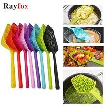 Кухонная утварь-гаджет, аксессуары, не прилипающие дренажные дуршлаги, лопата, ситечки, овощи, вода, утечка, кухонные принадлежности для приготовления пищи