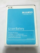 Ocolor for Backup Bluboo Picasso Battery For 2500mAh Bluboo Picasso Smart Mobile Phone