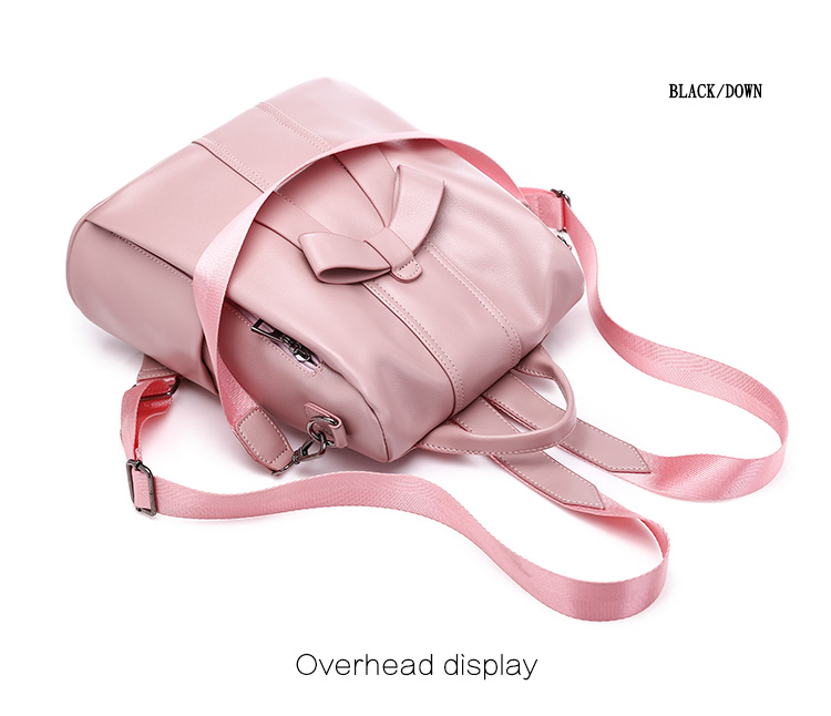 HTB1r7 JUSzqK1RjSZFjq6zlCFXaw - Leisure Women Backpack High Quality Leather Lady Anti Theft Shoulder Bags Lovely Girls School Bags Women Traveling Backpack