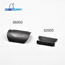 02005 REAR BUMPER 06003 FRONT BUMPER SPARE PARTS FOR HSP 1/10 OFF ROAD NITRO BUGGY RC CARS 94105 94106 цены