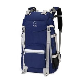 Image 3 - TUBU 6128 Travel Camera Backpack Digital SLR Backpack Soft Shoulders Waterproof Camera Bag Men Women Bag Camera Video Bag