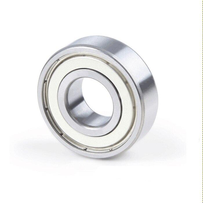 1 pièces ABEC-5 S6209ZZ S6209 ZZ 45*85*19mm en acier inoxydable roulement à billes en acier inoxydable roulements à billes à gorge profonde 45x85x19mm 6209