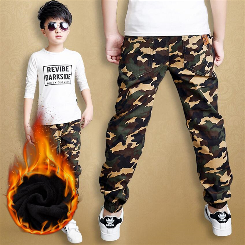 Spring and winter sell well. Camouflage boy casual pants, children's clothing boys denim trousers autumn boy jeans . children clothing male child jeans trousers spring winter autumn 8 child jeans winter big boy trousers casual pants for 7 15 y