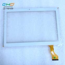 """Новый сенсорный экран 10,1 """"-дюймовый планшетный ПК ремонтируется OEM Совместимость с MJK-0930-FPC MJK-0930 MID сенсорный экран белый Бесплатная доставка"""