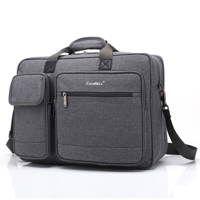 Large Capacity Laptop Bag for Macbook Air Pro 15 17 inch PC Notebook Camera Business Handbag Laptop Messenger For HP DELL Accer