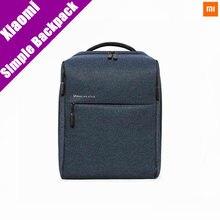 Оригинальный Xiaomi Mi Рюкзак городской жизни Стиль плечи ПР сумка рюкзак школьника мешок вещевой мешок 14 дюймов ноутбука Сумки