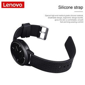 Image 2 - レノボスマート腕時計ファッション腕時計 9 サファイアガラススマートウォッチ 50 メートル防水心拍数監視通話情報思い出さ