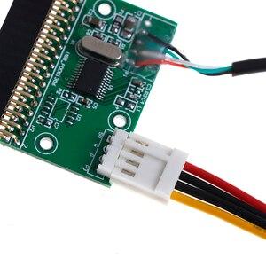 Image 5 - Adaptador de interface, cabo usb para 34pin conversor placa driver u disco para placa pcb floppy disco