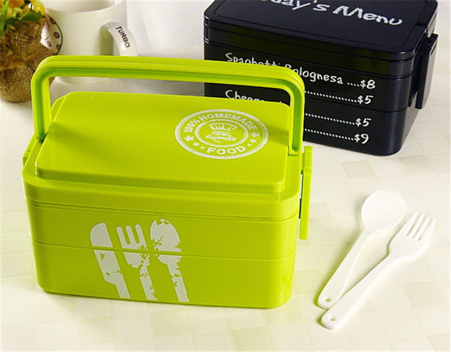 Food Safe Box 1pc Hp23 Microwave Use Plastic Container For Home Party And Work Meal