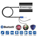 Adaptador Bluetooth A2DP carro para Fiat Alfa Romeo Lancia Interface qualidade de som MP3 Players de música USB de carregamento kit car styling
