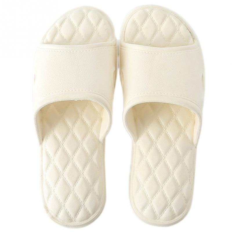 Women Flat Bathroom Slippers Summer Indoor Outdoor Soft Slippers Female Basic Flip Flops buty damskie #1010 children parents boys girls cartoon bathroom slippers summer women home slippers lovers slides flat with indoor fashion new
