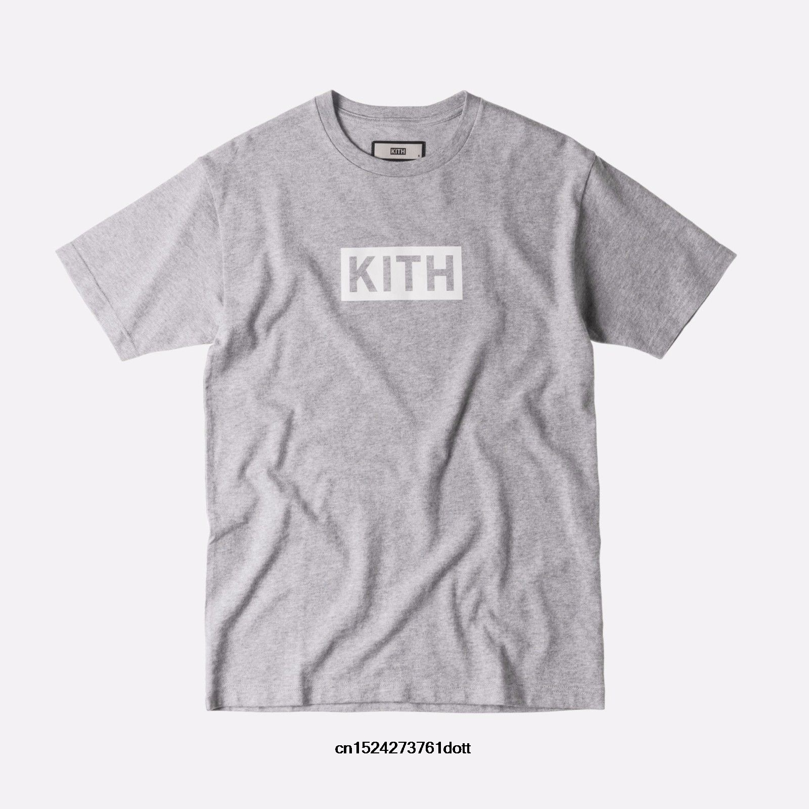 New T-shirt Kith Mens Logo Short Sleeve sz S-XXL