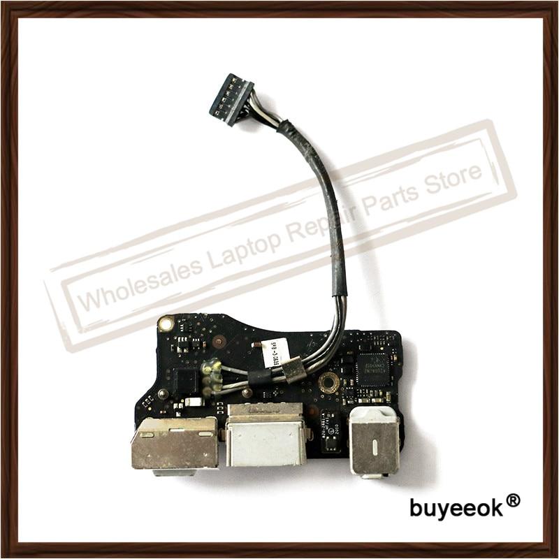 Original Quality A1369 Power Audio USB Board For Macbook Air 13''  MC503 MC504 2010 Replacement