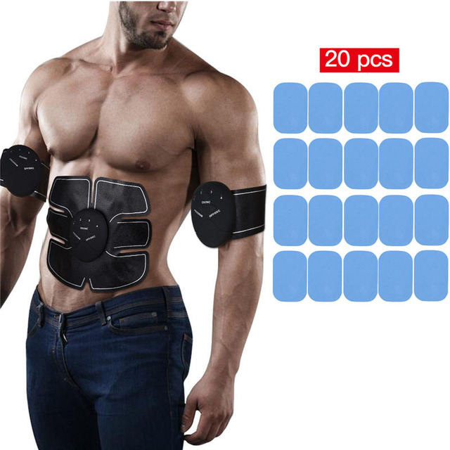 EMS Abdominal ABS Trainer Weight Loss Hip Muscle