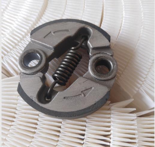 CLUTCH Aluminum FOR OLEO MAC SPARTA 36 37 38  42 43 44 EFCO EF3600 EF3700 3800 STARK 25 STRIMMER SPRING SHOE  FRIZIONE 4191153AR