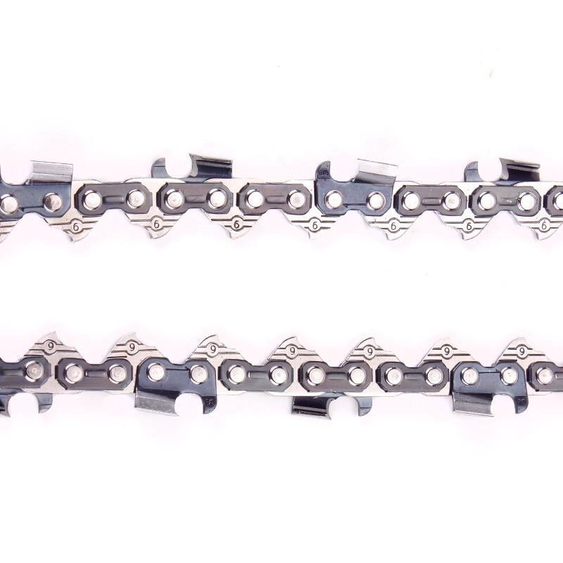 Heimwerker Kabel 20-zoll Kettensäge Ketten 3/8 pitch 1,6mm Gauge 72 Stick Link Volle Meißel Fit Für Stihl 024 026 Ms260 Ms280 Ms390 Exzellente QualitäT
