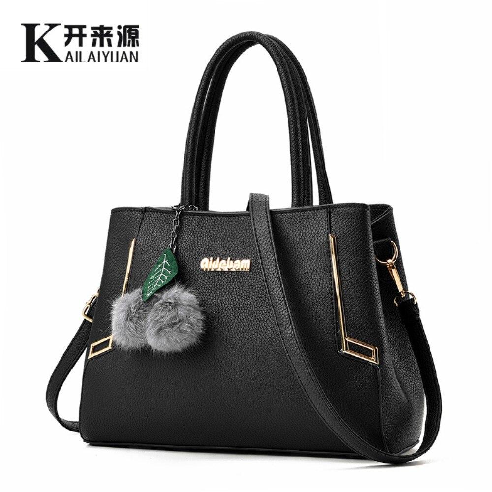 100% Genuine leather Women handbag 2017 New Fashion bag Crossbody Handbag Shoul