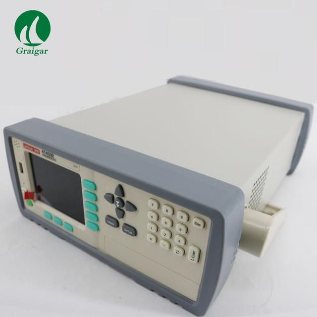 AT4532 32 Kanäle Temperatur Meter TFT True Color LCD Display USB-Disk Interface